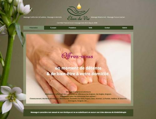 Massage à domicile Avignon et ses alentours