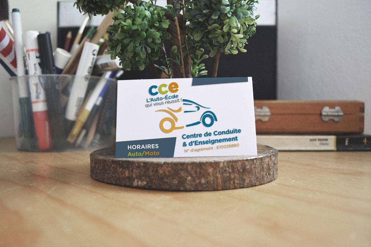 cce auto cole logo st phane ruel graphiste webdesigner photographe en avignon. Black Bedroom Furniture Sets. Home Design Ideas