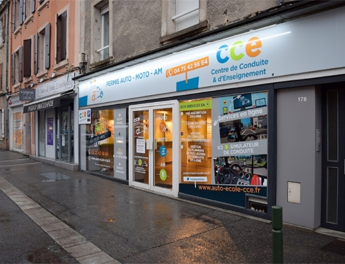 Auto-école à Valence (Drôme) – CCE