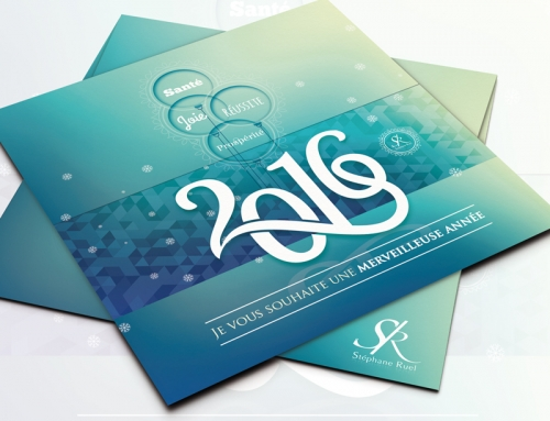 Carte de Vœux 2016 – Avignon