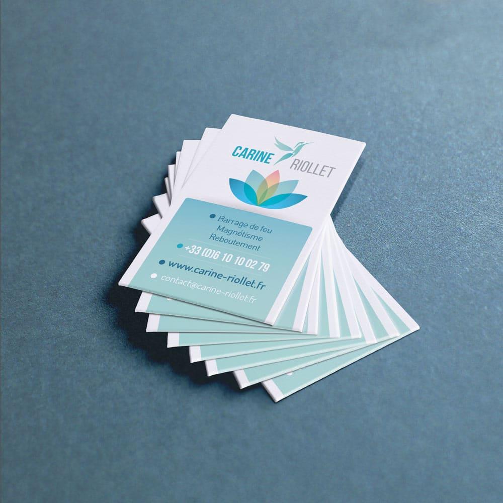 Réalisation identité visuelle (Logo, signature mail, Papier-en tête, Flyer) à avignon et ses alentours